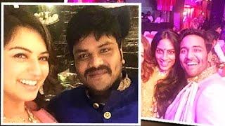 """Manchu Manoj & Pranathi Reddy Sangeet Bash | Unseen Images "" - LEHRENTELUGU"