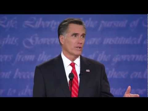 Romney Swiss Bank Campaign Video
