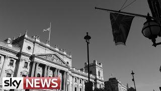 Tunisia Terror Attack | Minute's Silence Held In Britain - SKYNEWS