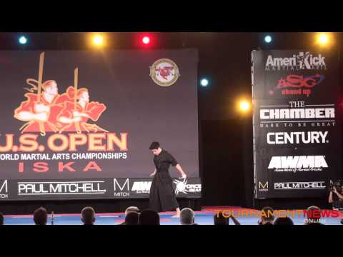 Jacob Pinto 14 17 Boyx CMX Weapons Grands at The 2014 US Open ISKA World Championship