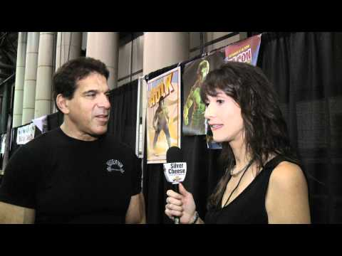 Lou Ferrigno Interview at NY Comic Con 2010, The Incredible Hulk