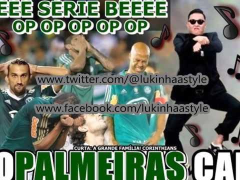 O Palmeiras cai - (Gangnam Style - PSY)