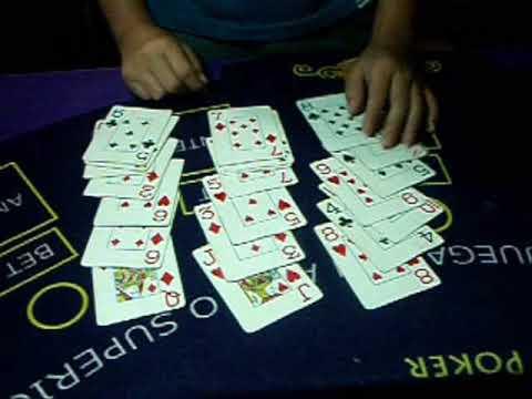 truco de magia revelado- 21 cartas
