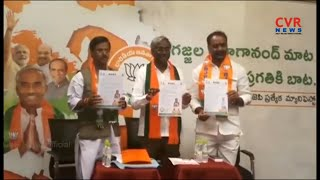 Serilingampally BJP MLA Candidate Gajjala Yoganand Released Manifesto | CVR News - CVRNEWSOFFICIAL