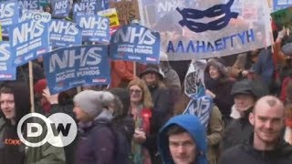 Brexit puts Britain's NHS workers and their services in doubt | DW English - DEUTSCHEWELLEENGLISH