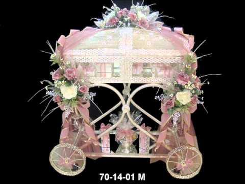 مصنع بابطين لعلب الافراح عربات ملكة