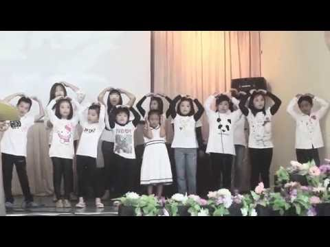 I Could Sing Of Your Love Forever - Sunday School [GBI Pondok Daud cover]