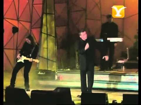 Eros Ramazzotti, Donde Hay Música, Festival de Viña 1998