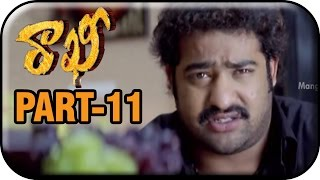 Rakhi Telugu Movie | Part 11/14 | Jr NTR | Ileana D'Cruz | Devi Sri Prasad - MANGOVIDEOS