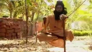 The secret of yoga levitation