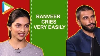 3 Things about Ranveer Singh That Nobody Knows - Deepika Padukone Reveals.... - HUNGAMA