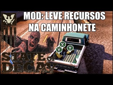 Leve mochilas de suprimentos na caminhonete - State Of Decay - Download