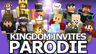 Thumbnail van THE KINGDOM PARODIE! - Kingdom Invites \