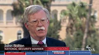 National Security Adviser Says 4 Foreign Adversaries May Try to Interfere in US Elections - VOAVIDEO
