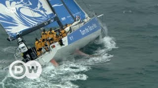 A female quota for the Volvo Ocean Race | DW English - DEUTSCHEWELLEENGLISH