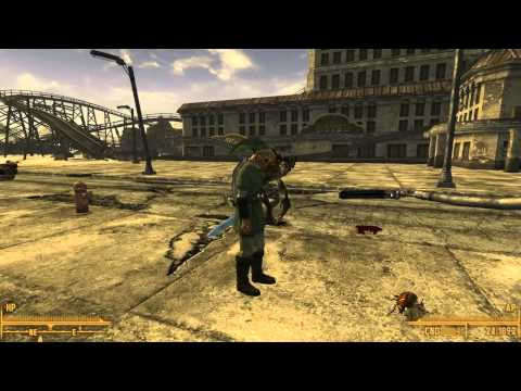 Fallout New Vegas Mods: Tim The TumbleWeed! - Part 1