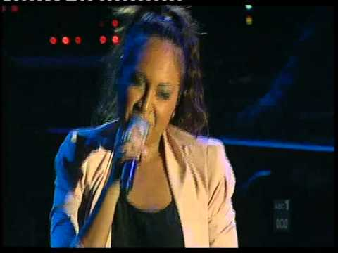 Jessica Mauboy - Saturday Night - Australia Day Concert - 2011