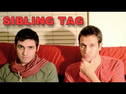 SIBLING TAG (Hottest Ever)