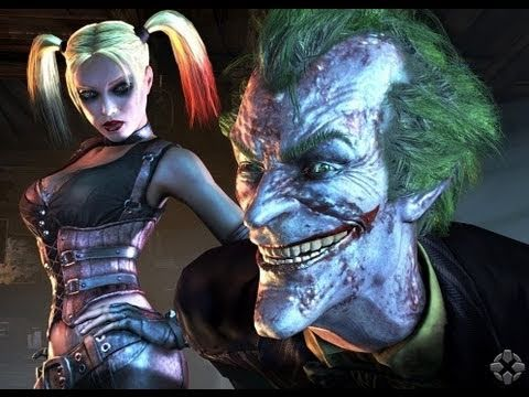 Gameplay de Batman: Arkham City