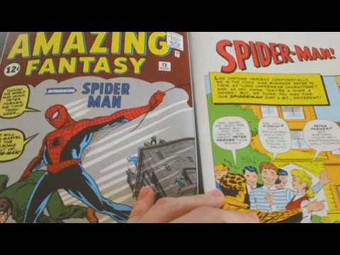 CGR Comics - MARVEL MASTERWORKS: THE AMAZING SPIDER-MAN VOL. 1 comic review