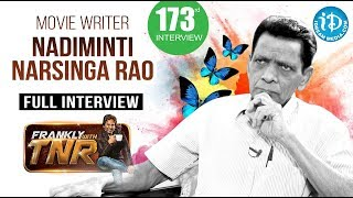Frankly With TNR #173 - Full Interview || Talking Movies With iDream - IDREAMMOVIES