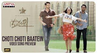 Choti Choti Baatein Video Song Preview | Maharshi - Mahesh Babu, Pooja Hegde | Vamshi Paidipally - ADITYAMUSIC