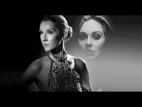 Celine Dion śpiewa Adele