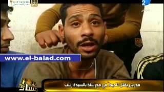 بالفيديو.. والد طفل السيدة زينب: 'مش هستنى الحكومة تجيبلي حقي'.. والأم: 'المستشفى سبب وفاته'