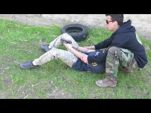Fabian Garcia Practical Martial Arts - Instinctive Combat Point Shooting nivel inicial
