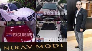 PNB fraud case: ED seizes Nirav Modi's luxury cars - TIMESOFINDIACHANNEL