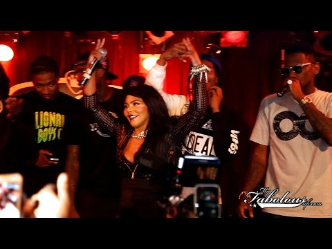 Fabolous - Fabolous Brings Out Lil Kim For New York Performance  Feat. Lil Kim, Red Cafe & Bobby Shmurda
