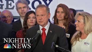 Roy Moore Accusers Speak Out To NBC News | NBC Nightly News - NBCNEWS