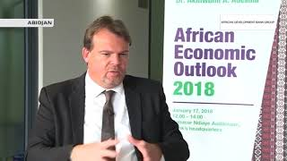 AfDB's projects 4.1% growth for Africa in 2018 - ABNDIGITAL