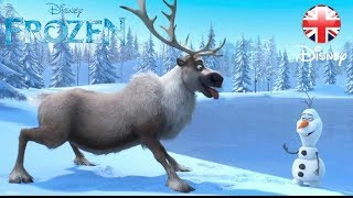 Disney's FROZEN | First Look Trailer | Official Disney HD