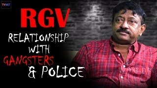 RGV Relationship With Gangsters | RGV Comments on Police & Mafia | Ramuism Reloaded | TVNXT Hotshot - MUSTHMASALA