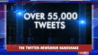 The Newshour, a Twitter global partner - TIMESNOWONLINE