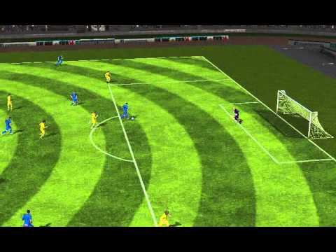 FIFA 14 Android - Levski Sofiq VS Sheffield Utd