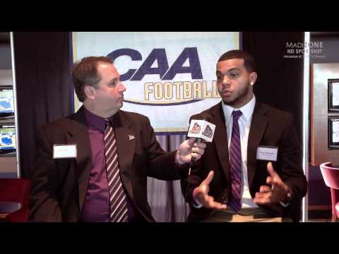 Interview with Dean Marlowe at 2014 CAA Media Day