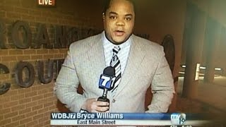 "Virginia Shooting Caught on Live TV | Suspect ""Bryce Williams"" Sends 'Suicide Notes"" - ABCNEWS"