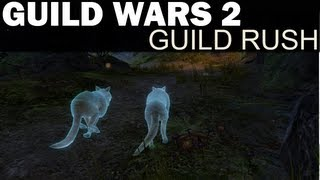 Guild Wars 2 - Guild Rush - Ghost Wolf Run