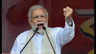 PM Narendra Modi: West Bengal has decided to wipe out TMC, Mamata Banerjee in 2019 elections - NEWSXLIVE