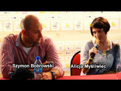 Sesja autografowa z Szymonem Bobrowskim