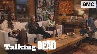 'Carol & Daryl Will Have a Moment' Deborah Joy Winans Predictions Ep. 902 | Talking Dead - AMC