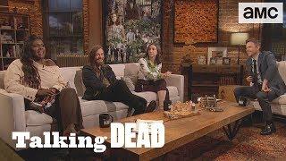 'Carol & Daryl Will Have a Moment' Deborah Joy Winans Predictions Ep. 902 | Talking Dead - AMC