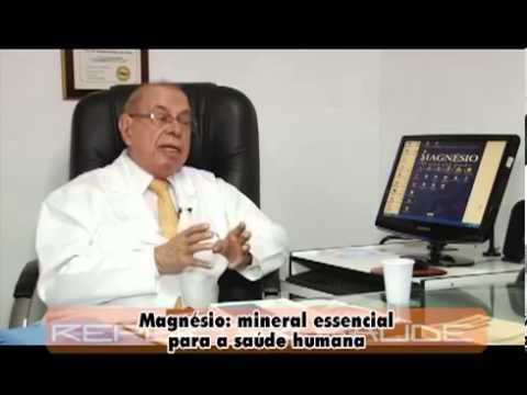 Cloreto de Magnésio - Dr  Arnoldo Veloso.