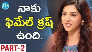 Jawaan Actress Mehreen Exclusive Interview Part #2 || Talking Movies With iDream #569 - IDREAMMOVIES