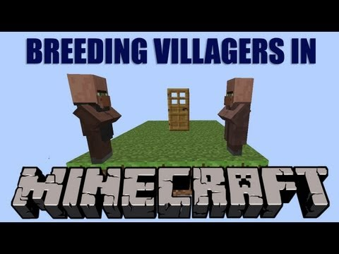 Guide to Breeding Villagers in Minecraft