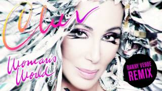 "Cher - ""Womans World"" Danny Verde Club (2013)"