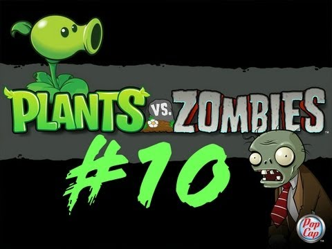 بلانت فس زومبي Plants vs. Zombies #10