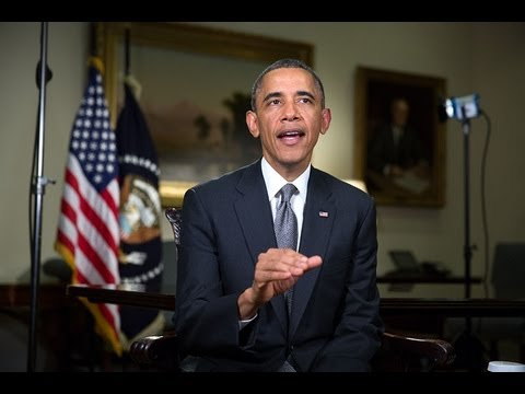 Video: President Obama focuses on the economy in weekly address - @WhiteHouse